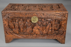 Eastern camphor chest