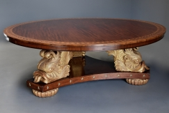 Large Regency style table