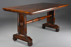 William IVth rosewood table