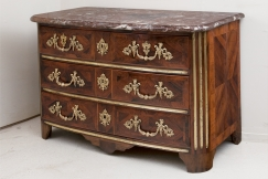 Bow Fronted Regence Commode