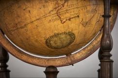 Library Globe, 1780