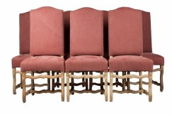 Os De Mouton Chairs