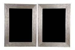 Contemporary Silvered Mirrors