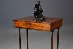 Sheraton period rosewood table