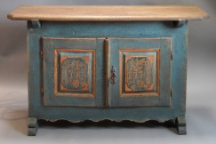 Danish Sideboard Dated 1775