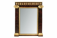 19th C Neo-Classical  mirror