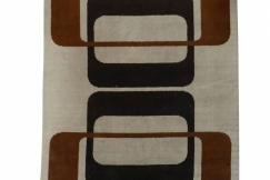 Madison, 1970 woolen carpet.