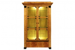19th C Biedermeier cabinet
