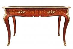 19th C.  Louis XV st.  Bureau