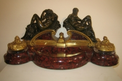 French inkwell