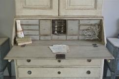Magnificent Gustavian Bureau