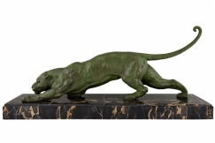 Chiparus Art Deco panther