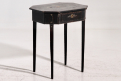 Gustavian table, 19th C.