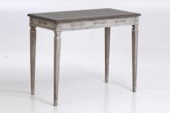 Extension table, 19th C.