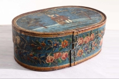 European box, 19th C.