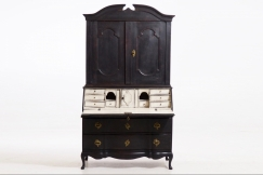 Two-part bureau, 19th C.