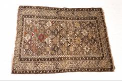 Russian carpet, 19th C.