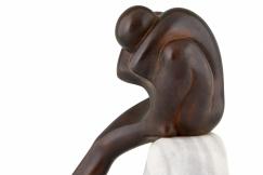 Cavezza sculpture man