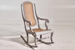 Rocking chair, 19th C.