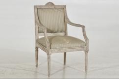 Swedish armchair, circa 1840