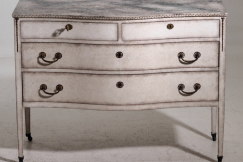 Italien chest, circa 1790