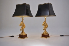 Maison Charles lamps