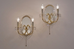Maison Jansen sconces