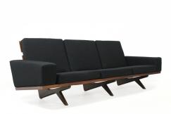 60s rosewood sofa Gustav Thams