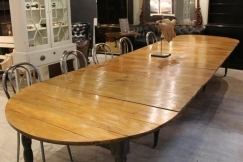 19thC Extending Dining Table