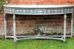 Neo Classical Console Table