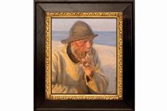 P. S. Krøyer Painting