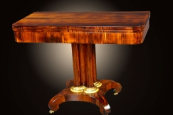 Rosewood Georgian Tea Table