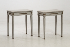 Sidetables, 19th C.