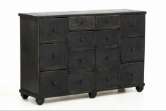 Swedish sideboard, 19th C.