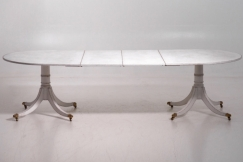 Gustavian center-table, 1810.