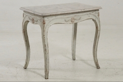 Swedish table, 19th C.