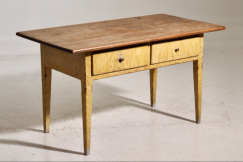 Demi-lune tables, 1850