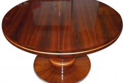 Art-deco dining table