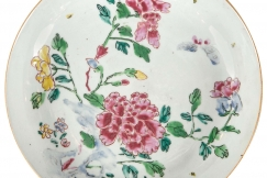 18th Century Chinese Plate