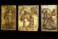 Carved Panels-Dutch/German