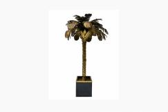 Maison Charles Palm Floor Lamp
