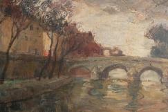 Lovely River Scene