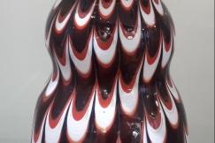 Barovier Murano glass vase